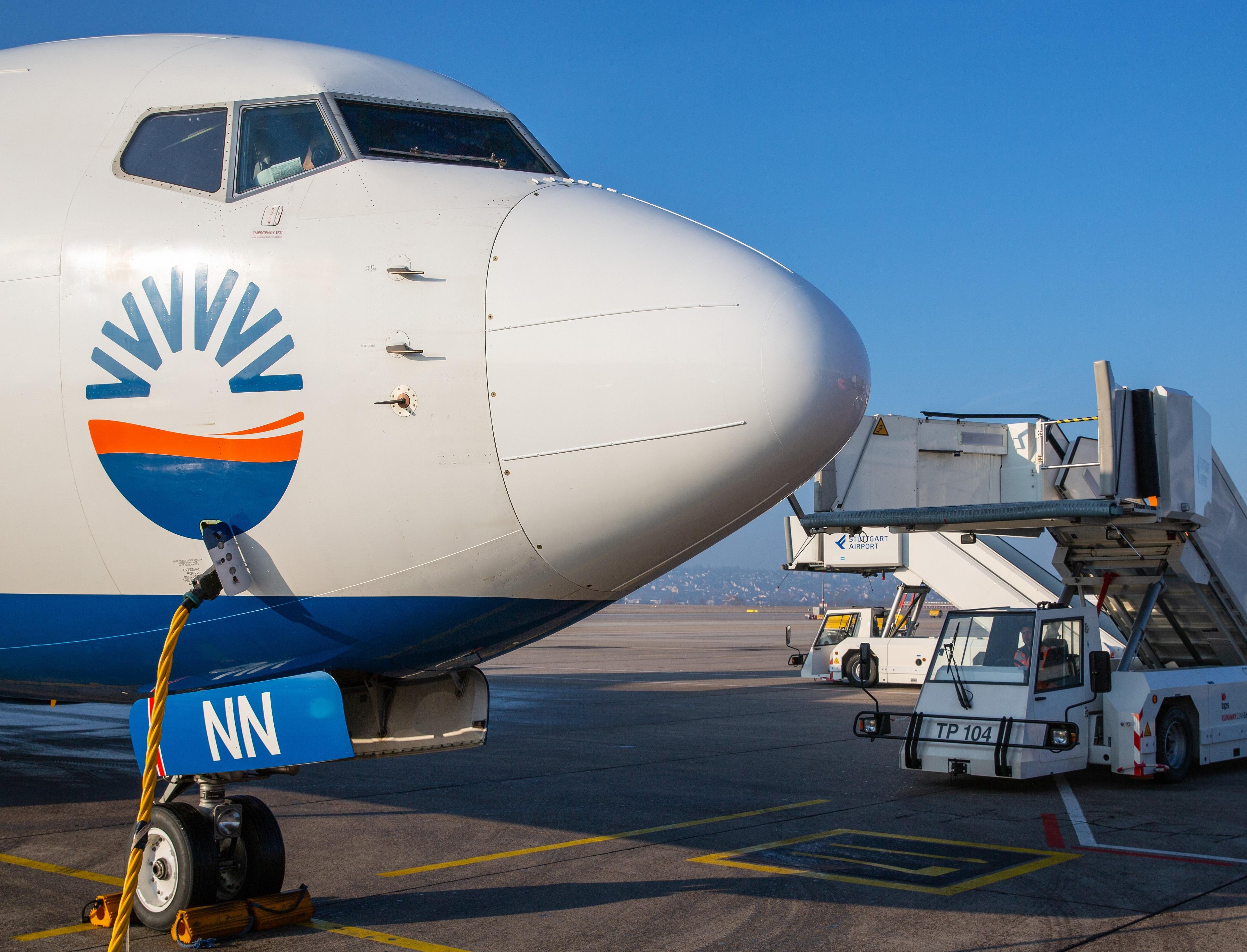 Sunexpress sitzplätze Boeing 737