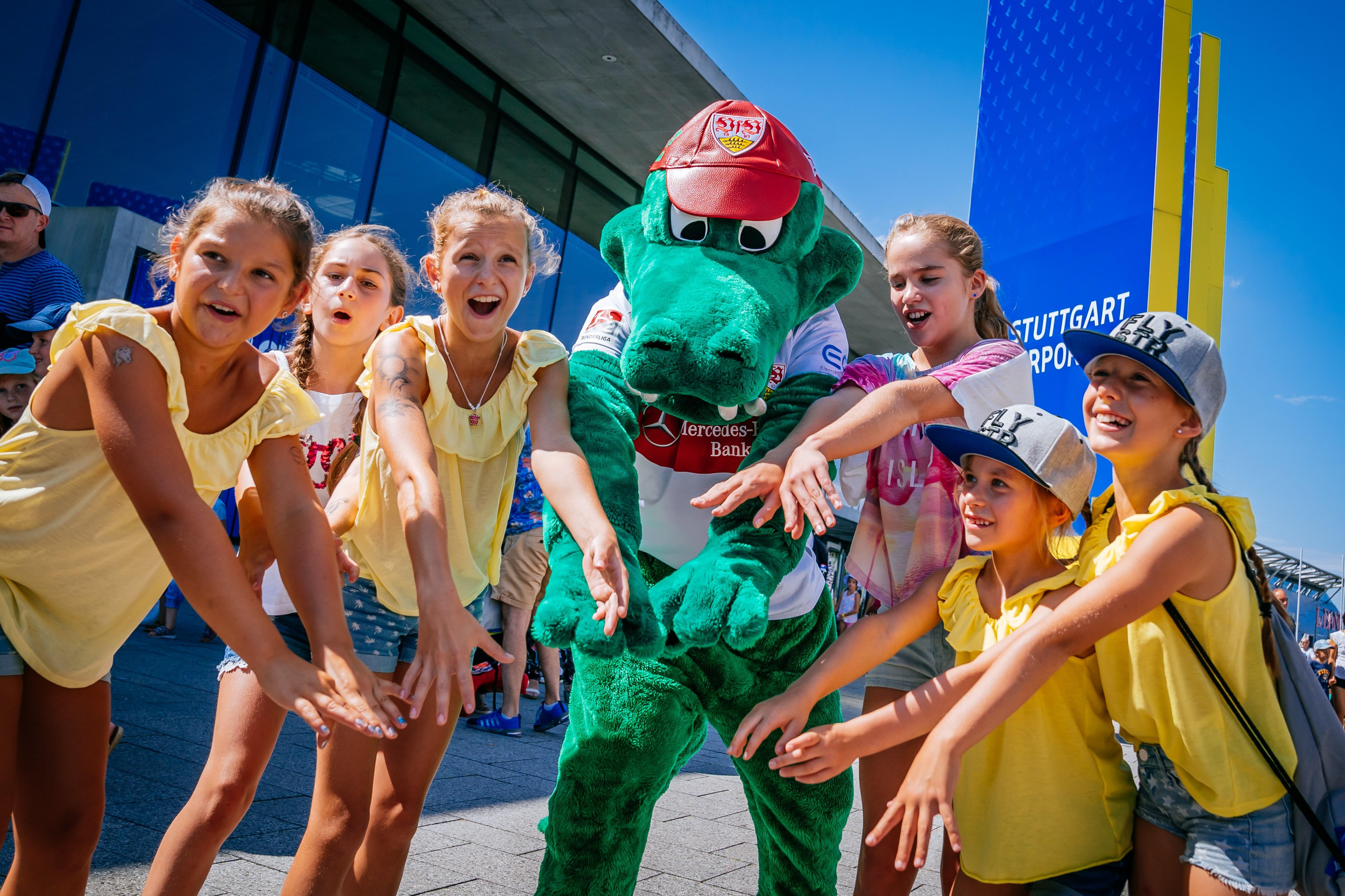 Kinderfest Am Flughafen Regio Tv