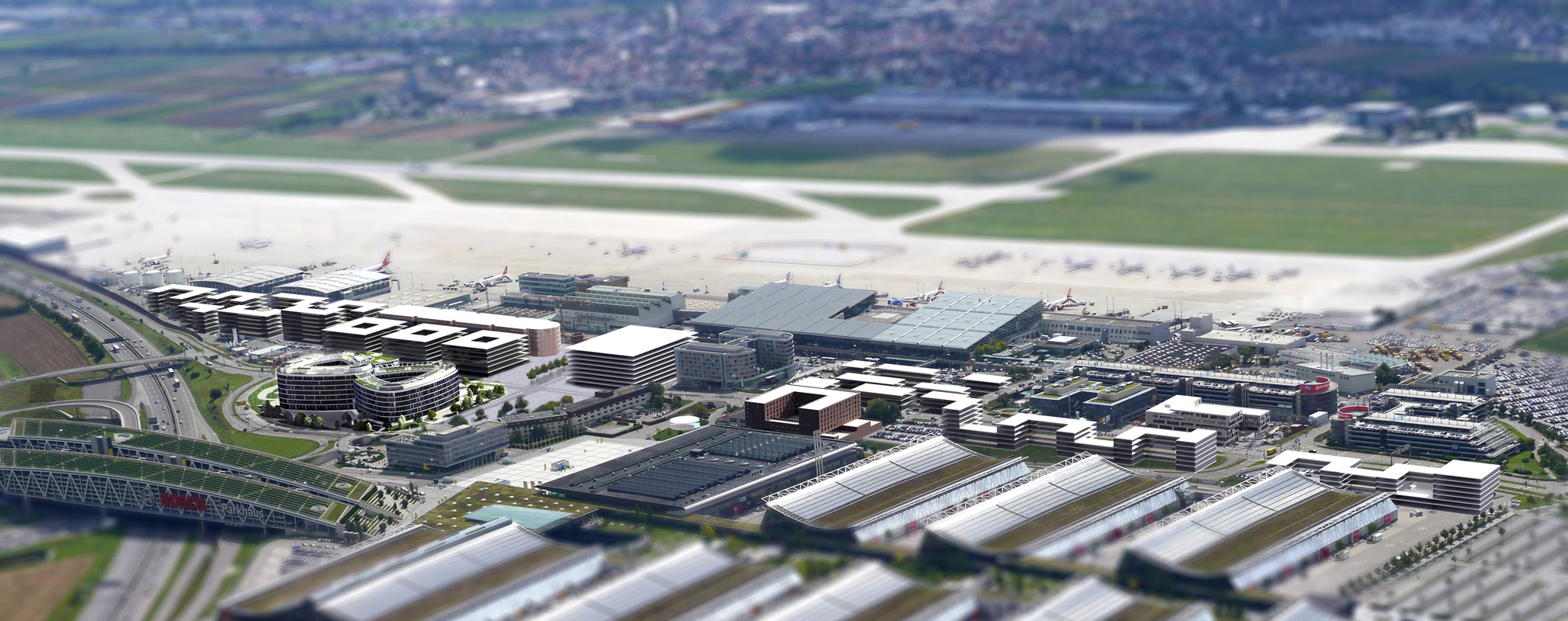 Flughafen Stuttgart Str Airport