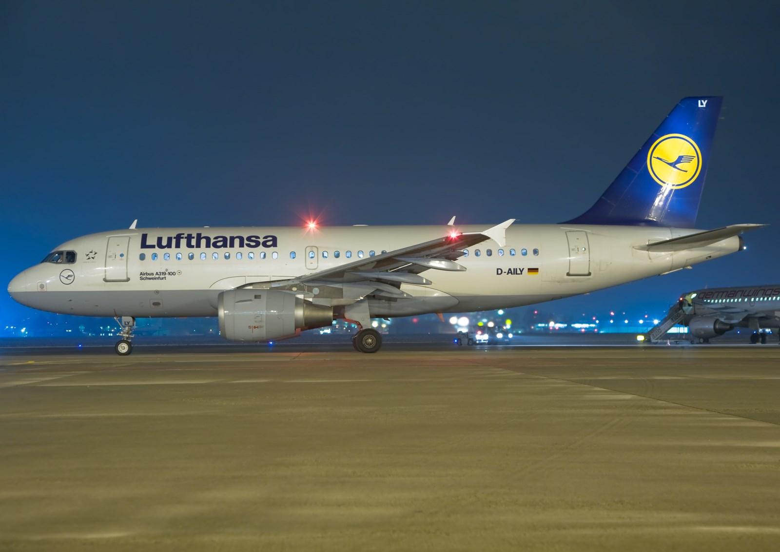 Lufthansa Auskunft