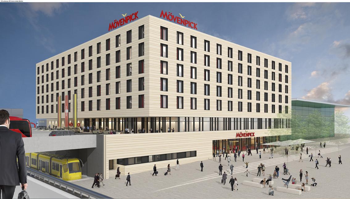 Movenpick Hotel Stuttgart Airport Ausbildung